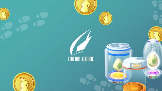 Raccolta Fondi di Maggio - Italian League