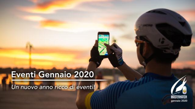 Inizia un nuovo anno di eventi targati Italian League!