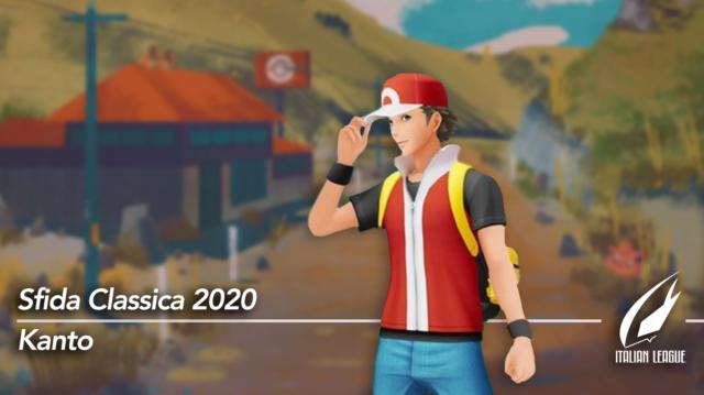 Sfida classica 2020: Kanto